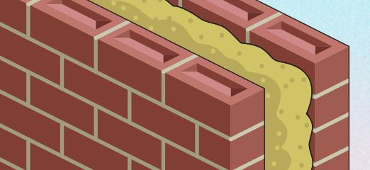 Cavity Wall Insulation Blowing Behind : Hulmursisolering hvad er det forbrugsnyt