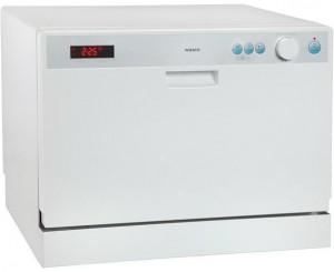 Wasco-WQP6-Hvid - bordopvaskemaskine