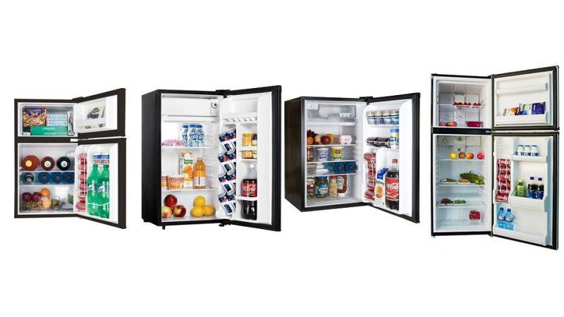 Mini køleskab – flere forskellige slags