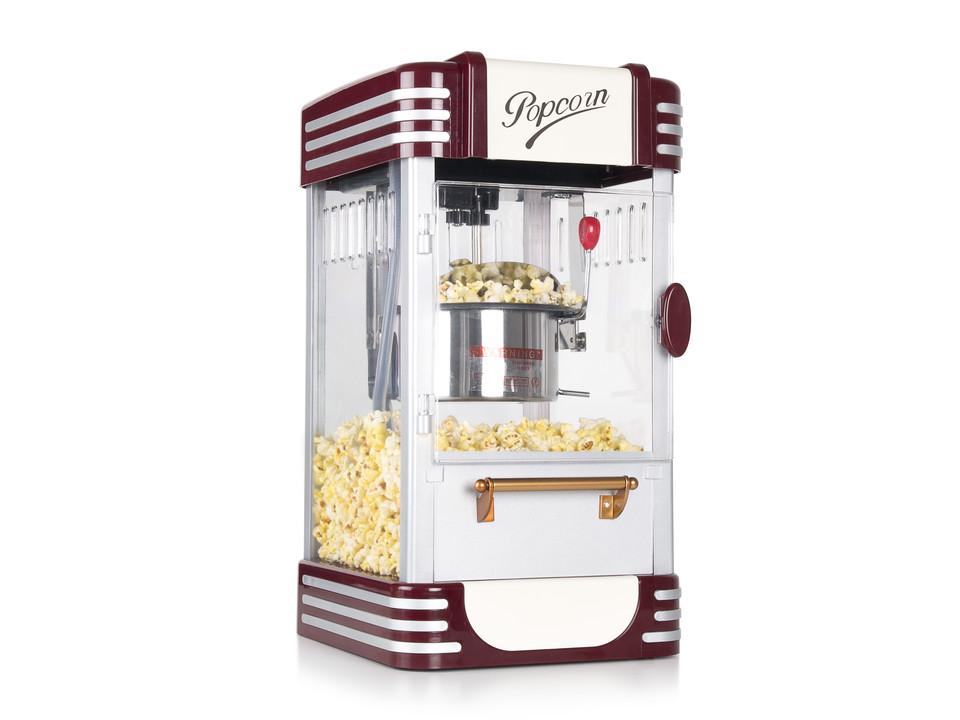 Popcornmaskine – hvilken en skal du vælge?